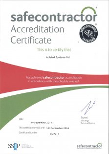 TOP SAFETY ACCREDITATION RENEWAL